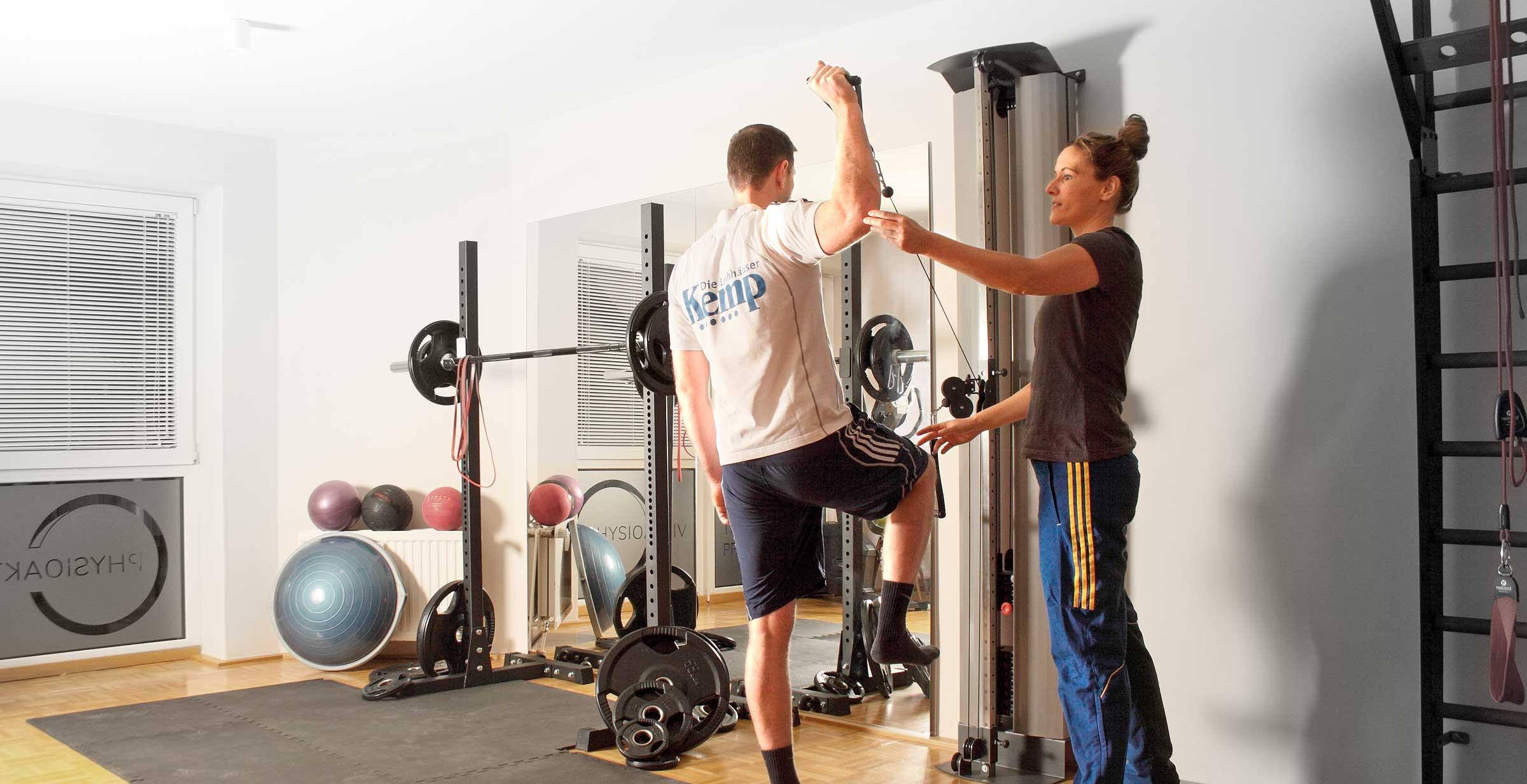 PhysioAktiv: Manuelle Therapie, Krankengymnastik und Kinesiotaping