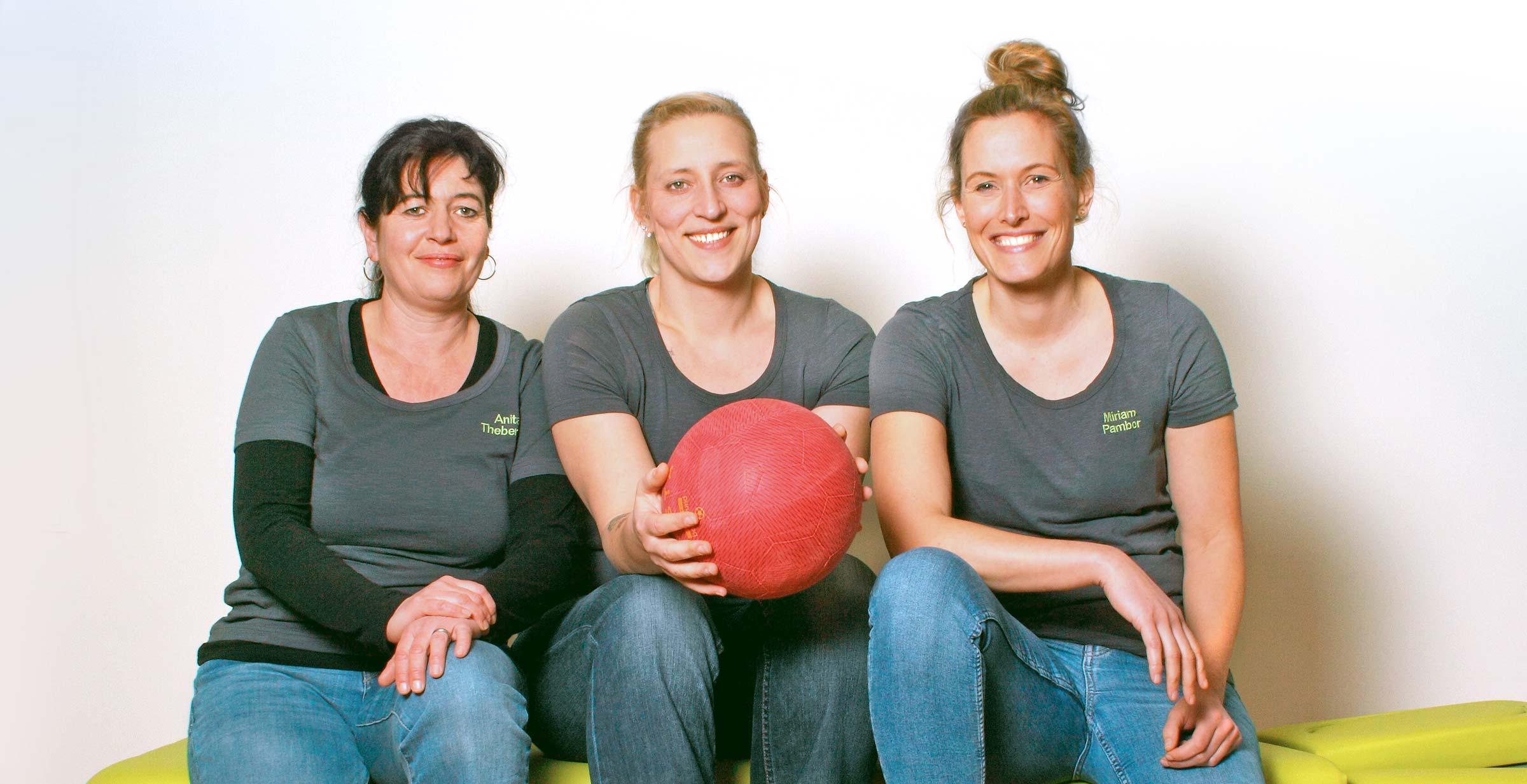 Physiotherapie in Köln-Sülz, Berrenrather Straße, Team