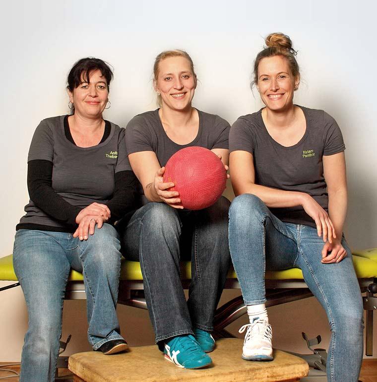 Physio Aktiv: Physiotherapeuten, Sportwissenschaftler, Heilpraktiker